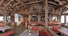 Mountain restaurant Hohe Salve